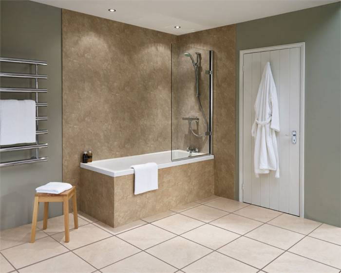 Nuance Bathroom Surfaces