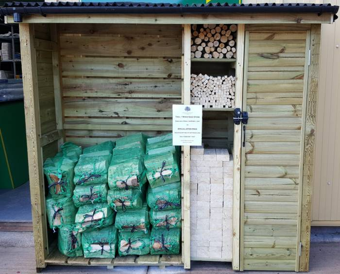 Tool / Wood Shed Store