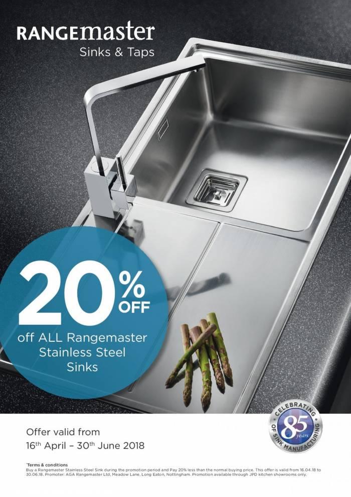 Rangemaster Sink Offer