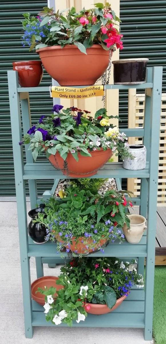 HANGING BASKETS - ALL NEW STOCK