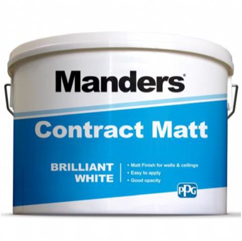 Manders Brilliant White