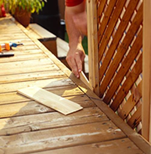 Fencing and Decking Offers