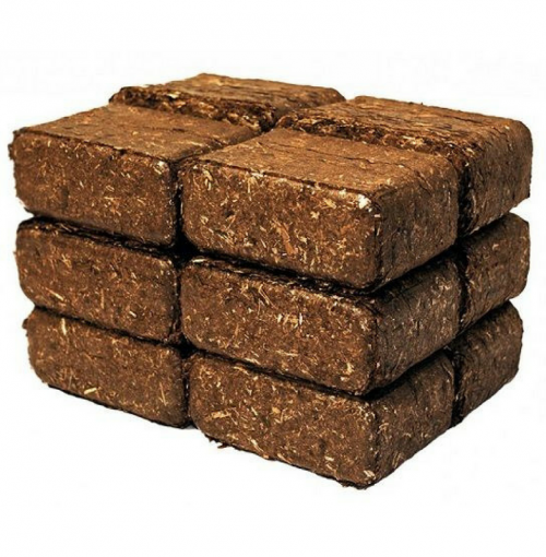 Bark Briquettes