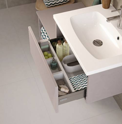 Bathroom Furniture - Carino Range