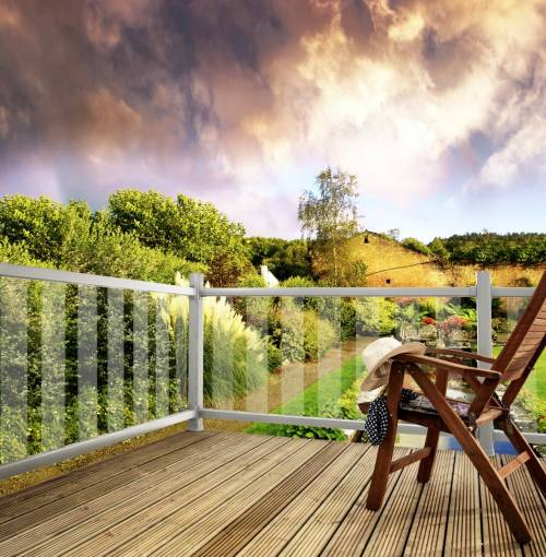 Cheshire  Mouldings - Decking