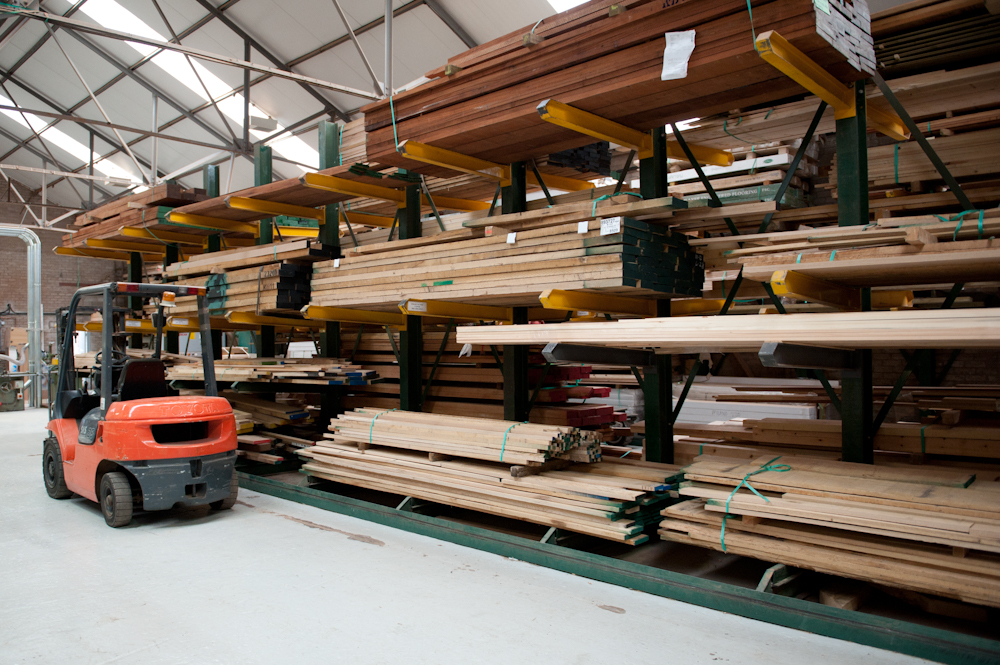 b r richardson timber products