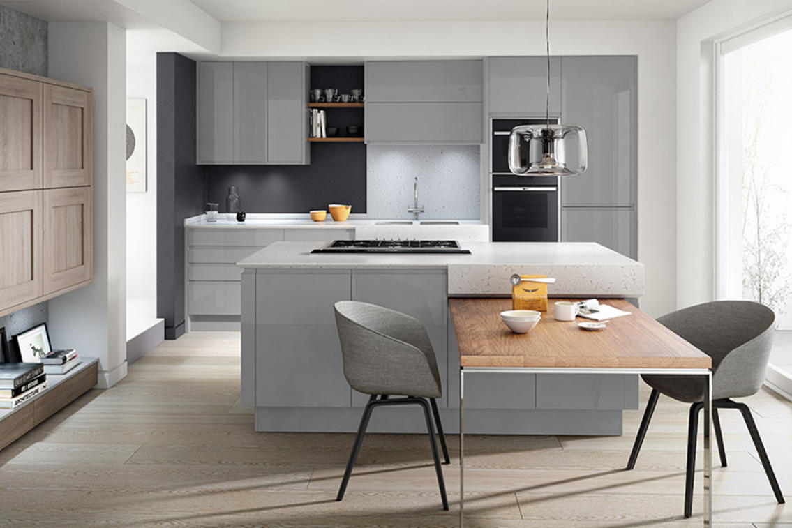 Contemporary Kitchen Units Kitchen Units Kitchens And Bedrooms Jr Richardson And Son Penrith